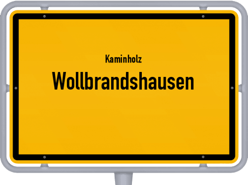 Kaminholz & Brennholz-Angebote in Wollbrandshausen, Großes Bild