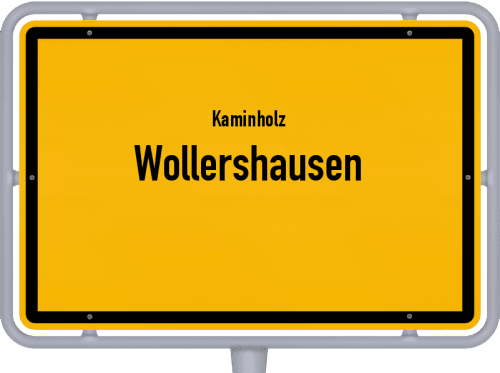 Kaminholz & Brennholz-Angebote in Wollershausen, Großes Bild