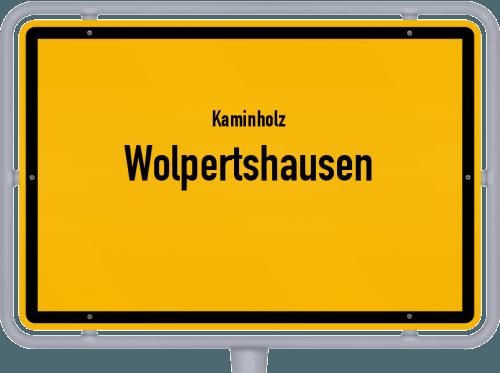 Kaminholz & Brennholz-Angebote in Wolpertshausen, Großes Bild