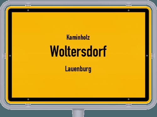 Kaminholz & Brennholz-Angebote in Woltersdorf (Lauenburg), Großes Bild