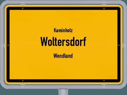 Kaminholz & Brennholz-Angebote in Woltersdorf (Wendland), Großes Bild