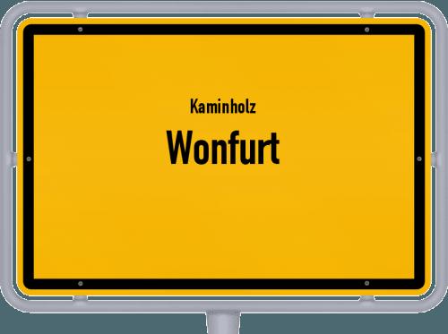 Kaminholz & Brennholz-Angebote in Wonfurt, Großes Bild
