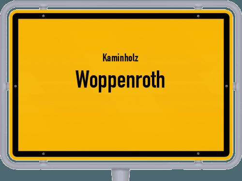 Kaminholz & Brennholz-Angebote in Woppenroth, Großes Bild