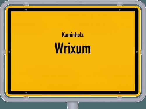 Kaminholz & Brennholz-Angebote in Wrixum, Großes Bild