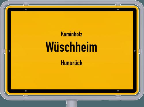 Kaminholz & Brennholz-Angebote in Wüschheim (Hunsrück), Großes Bild