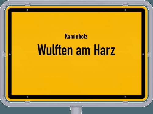 Kaminholz & Brennholz-Angebote in Wulften am Harz, Großes Bild