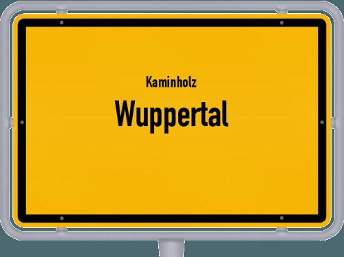 Kaminholz & Brennholz-Angebote in Wuppertal, Großes Bild