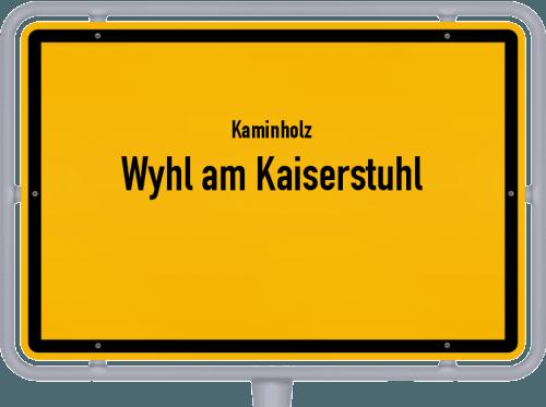 Kaminholz & Brennholz-Angebote in Wyhl am Kaiserstuhl, Großes Bild
