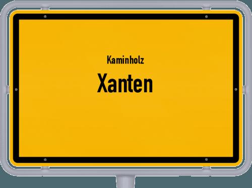 Kaminholz & Brennholz-Angebote in Xanten, Großes Bild