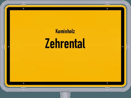 Kaminholz & Brennholz-Angebote in Zehrental, Großes Bild