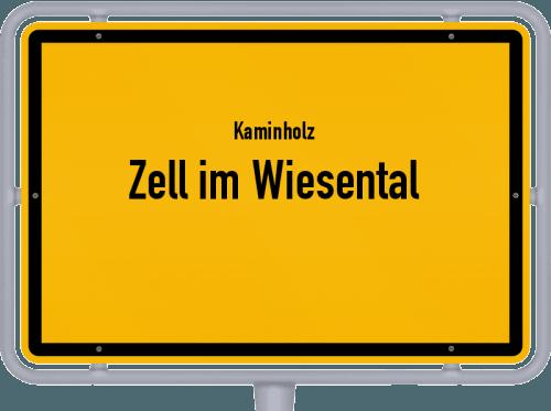 Kaminholz & Brennholz-Angebote in Zell im Wiesental, Großes Bild