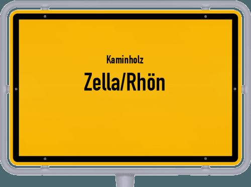Kaminholz & Brennholz-Angebote in Zella/Rhön, Großes Bild