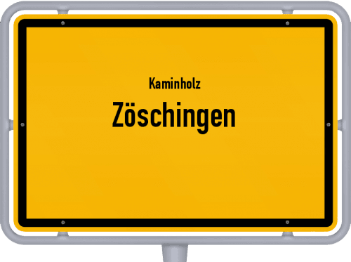 Kaminholz & Brennholz-Angebote in Zöschingen, Großes Bild