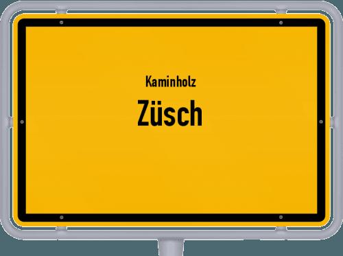 Kaminholz & Brennholz-Angebote in Züsch, Großes Bild