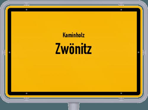 Kaminholz & Brennholz-Angebote in Zwönitz, Großes Bild