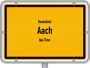 Kaminholz & Brennholz-Angebote in Aach (bei Trier)