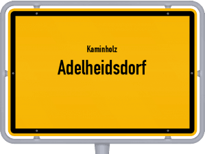 Kaminholz & Brennholz-Angebote in Adelheidsdorf