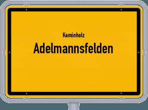 Kaminholz & Brennholz-Angebote in Adelmannsfelden
