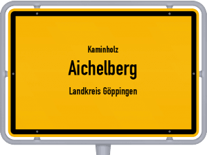 Kaminholz & Brennholz-Angebote in Aichelberg (Landkreis Göppingen)