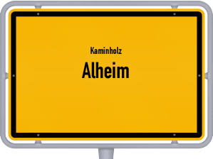 Kaminholz & Brennholz-Angebote in Alheim