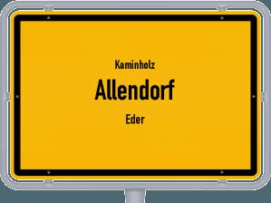 Kaminholz & Brennholz-Angebote in Allendorf (Eder)