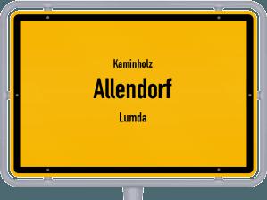 Kaminholz & Brennholz-Angebote in Allendorf (Lumda)