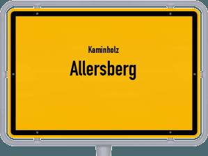 Kaminholz & Brennholz-Angebote in Allersberg