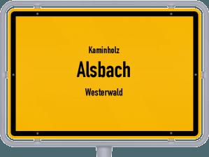 Kaminholz & Brennholz-Angebote in Alsbach (Westerwald)