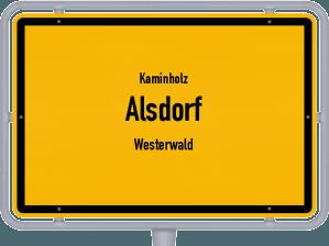 Kaminholz & Brennholz-Angebote in Alsdorf (Westerwald)