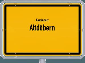 Kaminholz & Brennholz-Angebote in Altdöbern