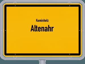 Kaminholz & Brennholz-Angebote in Altenahr