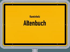 Kaminholz & Brennholz-Angebote in Altenbuch