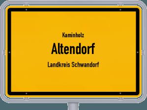 Kaminholz & Brennholz-Angebote in Altendorf (Landkreis Schwandorf)