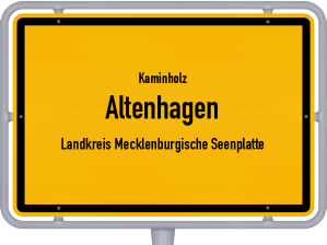 Kaminholz & Brennholz-Angebote in Altenhagen (Landkreis Mecklenburgische Seenplatte)