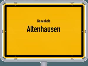 Kaminholz & Brennholz-Angebote in Altenhausen