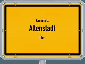Kaminholz & Brennholz-Angebote in Altenstadt (Iller)