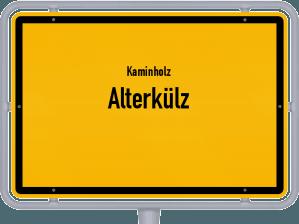 Kaminholz & Brennholz-Angebote in Alterkülz