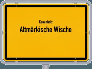 Kaminholz & Brennholz-Angebote in Altmärkische Wische