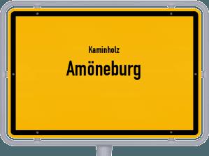 Kaminholz & Brennholz-Angebote in Amöneburg