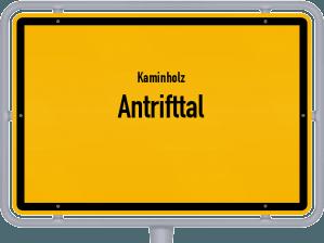 Kaminholz & Brennholz-Angebote in Antrifttal