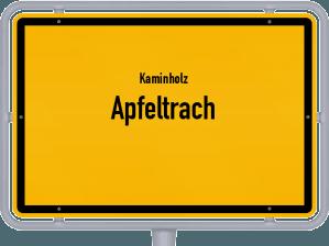 Kaminholz & Brennholz-Angebote in Apfeltrach