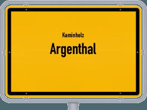 Kaminholz & Brennholz-Angebote in Argenthal