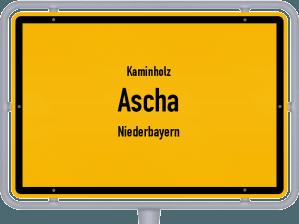 Kaminholz & Brennholz-Angebote in Ascha (Niederbayern)