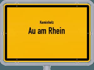 Kaminholz & Brennholz-Angebote in Au am Rhein