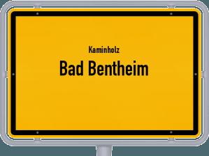 Kaminholz & Brennholz-Angebote in Bad Bentheim