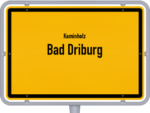 Kaminholz & Brennholz-Angebote in Bad Driburg