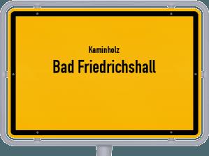 Kaminholz & Brennholz-Angebote in Bad Friedrichshall
