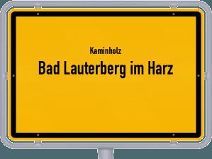 Kaminholz & Brennholz-Angebote in Bad Lauterberg im Harz