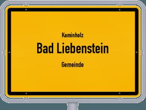 Kaminholz & Brennholz-Angebote in Bad Liebenstein (Gemeinde)