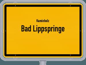 Kaminholz & Brennholz-Angebote in Bad Lippspringe